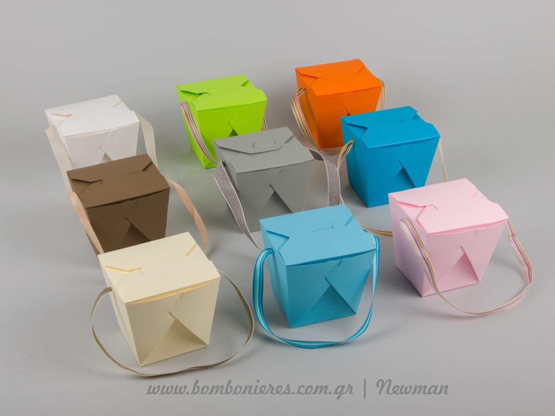 koutia origami boxes newman