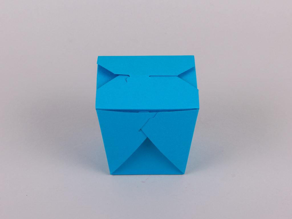 Origami custom boxes