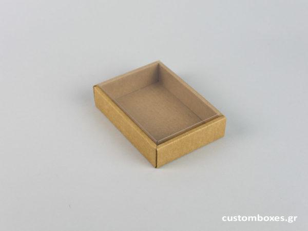 050911 οικολογικό κουτί για μενταγιόν Νο7