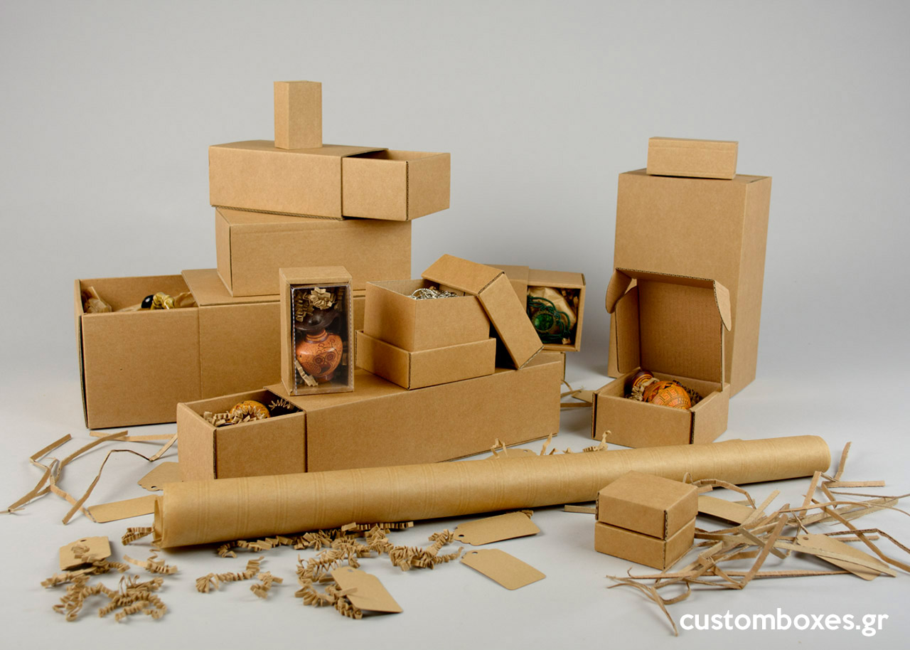 custom made packaging solutions for every type of store