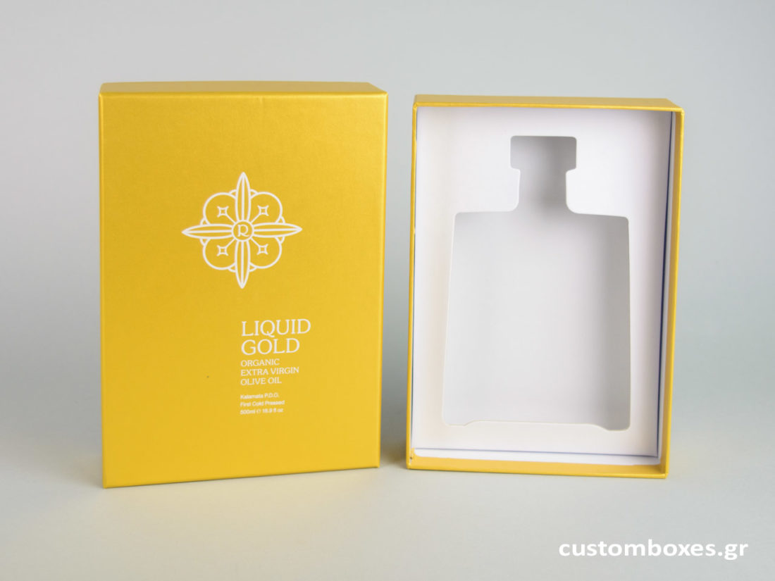 branded bottle boxes