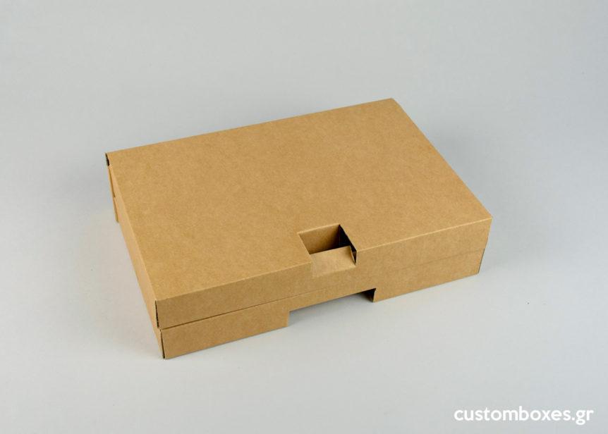 karrying case kraft boxes