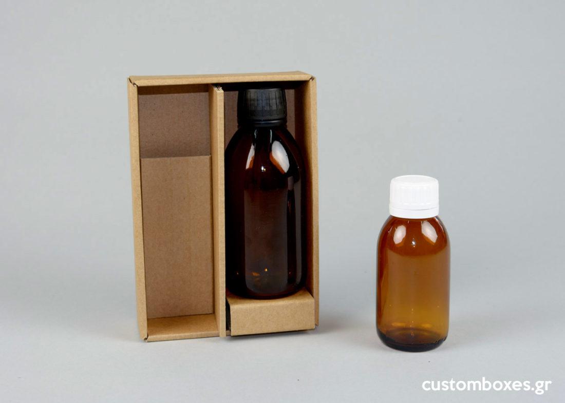 kraft boxes for bottles