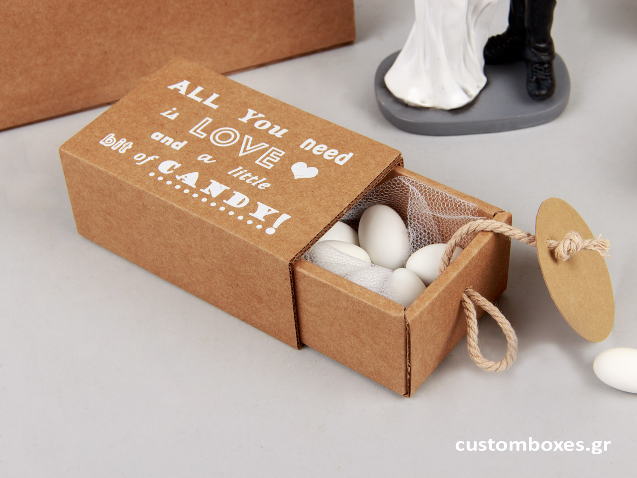 wedding christening boxes
